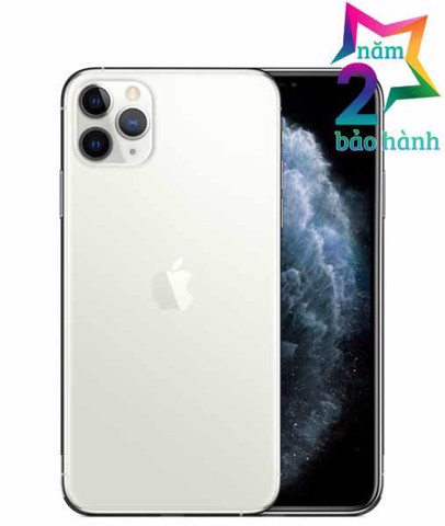 Iphone 11 Pro 64GB Silver Xách Tay Mỹ- BH Elite & More