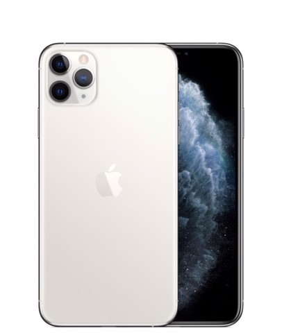 Iphone 11 Pro 256GB Silver Active Online T10 - BH Elite & More