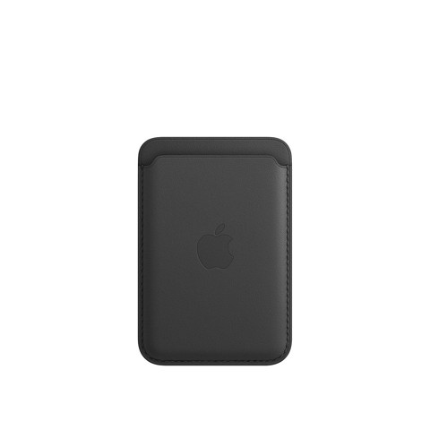Ví iPhone Leather Wallet with MagSafe - Black