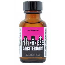 Poppers Amsterdam 30ML Cho Gay