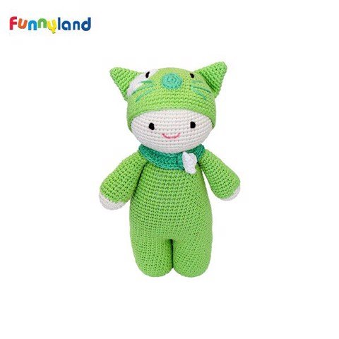 Doll Kitty_Green