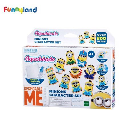 MN Minion Character Set