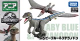 Jurassic World - Khủng long raptor Baby Blue & Thằn lằn bay Pteranodon
