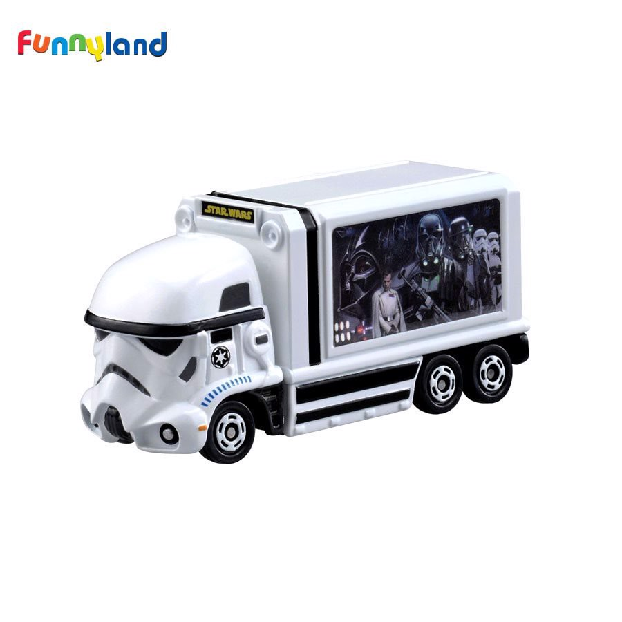 SW Star Cars Stormtrooper