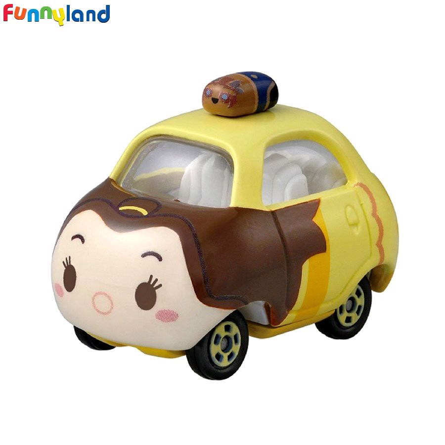 Disney Motors Tsumtsum Bell Tsum Top