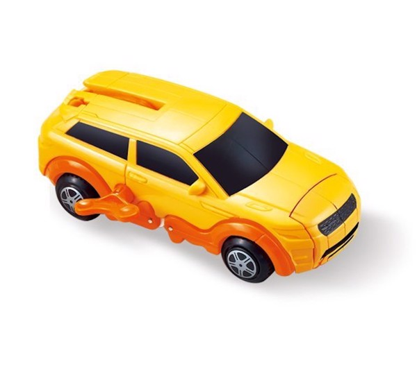 Transformable Land Rover_Orange