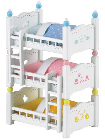 Giường 3 Tầng - Triple Bunk Beds