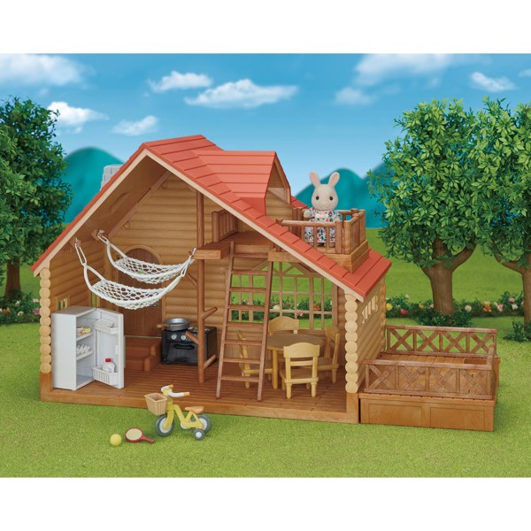 Log Cabin Gift Set C