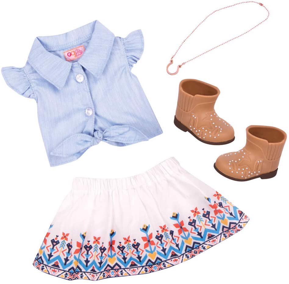 Bộ trang phục OG Ranch Outfit