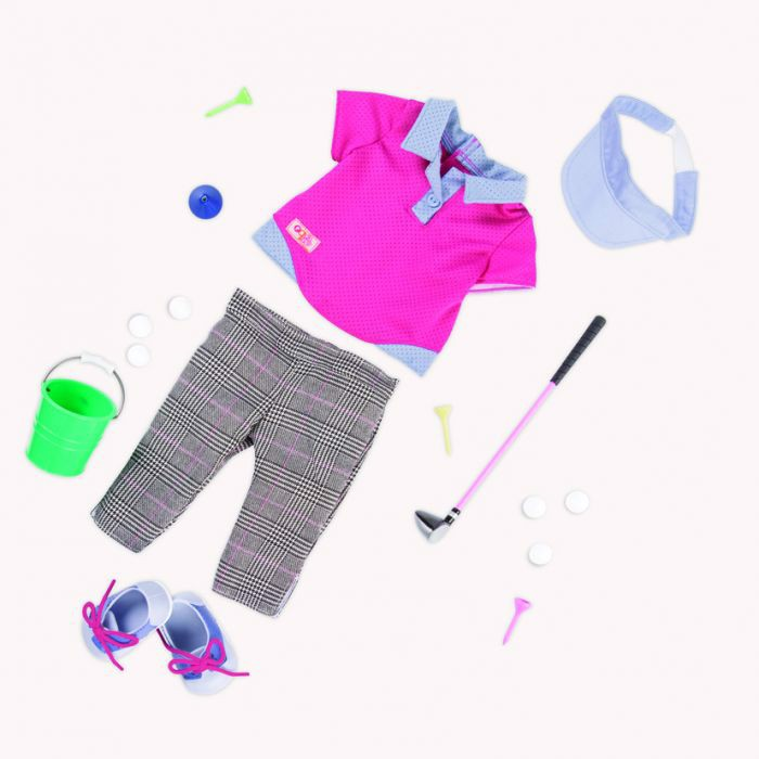 Deluxe Golfing Outfit