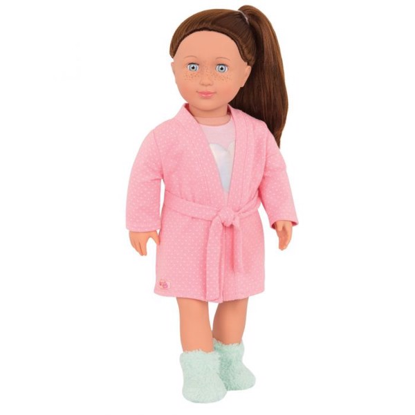 Lake Doll W/ Pyjama & Robe