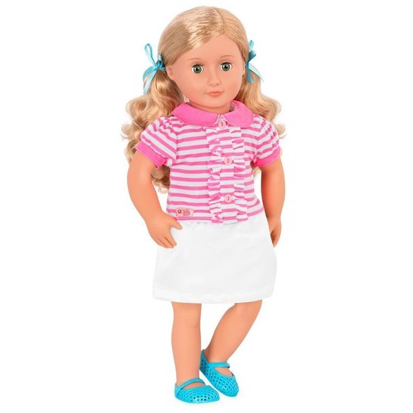 Deluxe Jenny Doll W/ Book