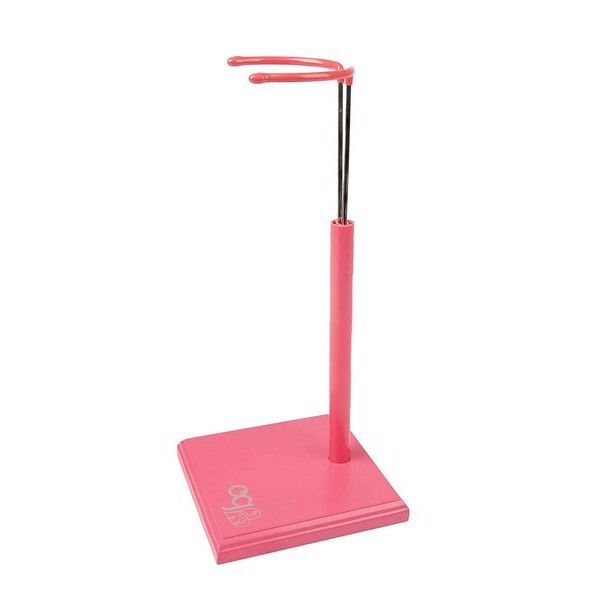 Doll stand (pink)
