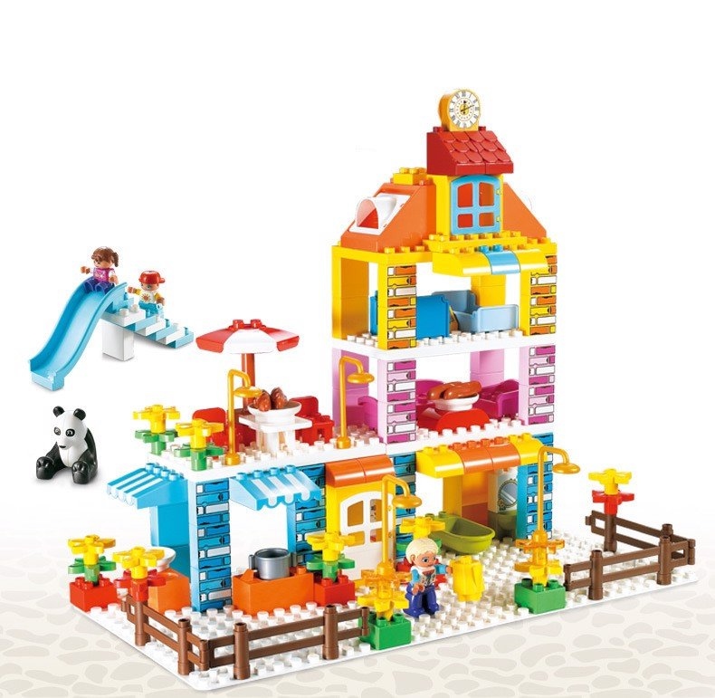 Vacation Village Story 146PCS