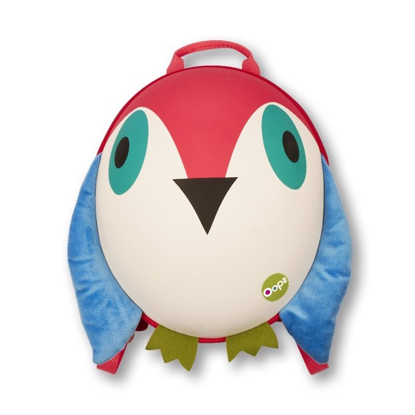 My Oval Backpack! Bird