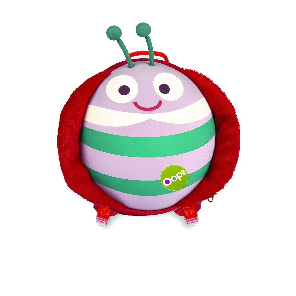 My Oval Backpack! Ladybug