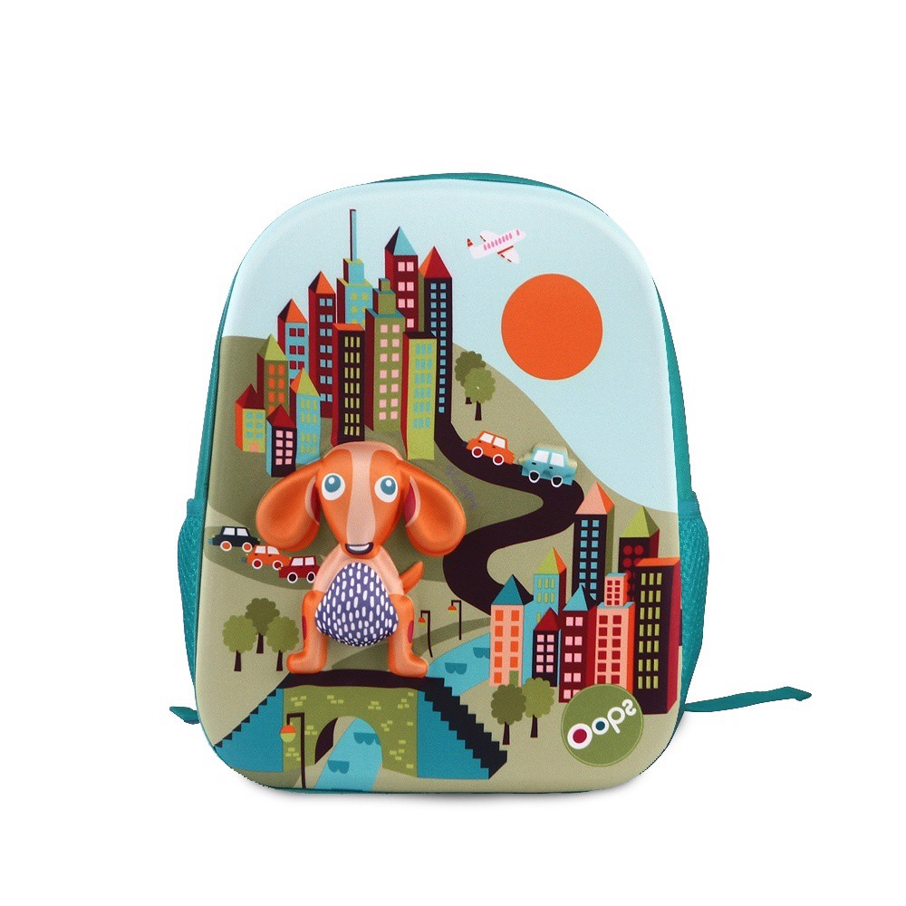 Happy Backpack! City