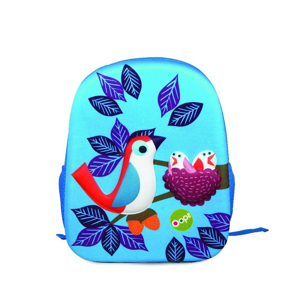 Happy Backpack! Bird