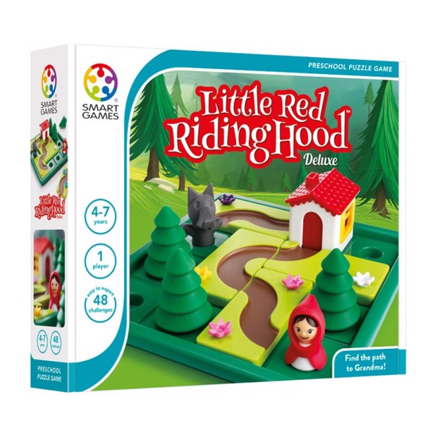 LITTLE RED RIDING HOOD DELUXE - SG021