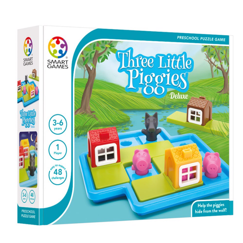 THREE LITTLE PIGGIES DELUXE - SG023