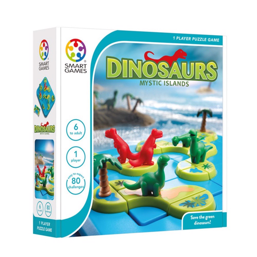 DINOSAURS MYSTIC ISLANDS - SG282