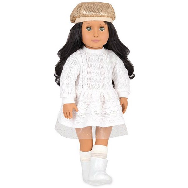 Doll With Dress & Hat, Talita (Hispanic
