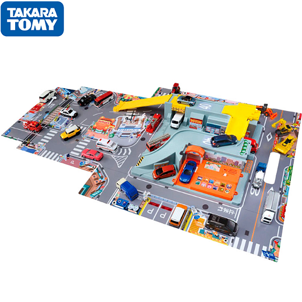 Tomica Exciting Sound Town