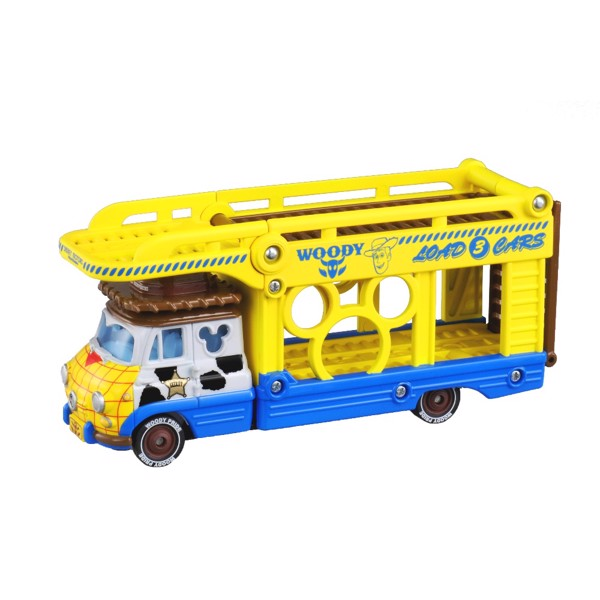 DM Pals Transporter Woody