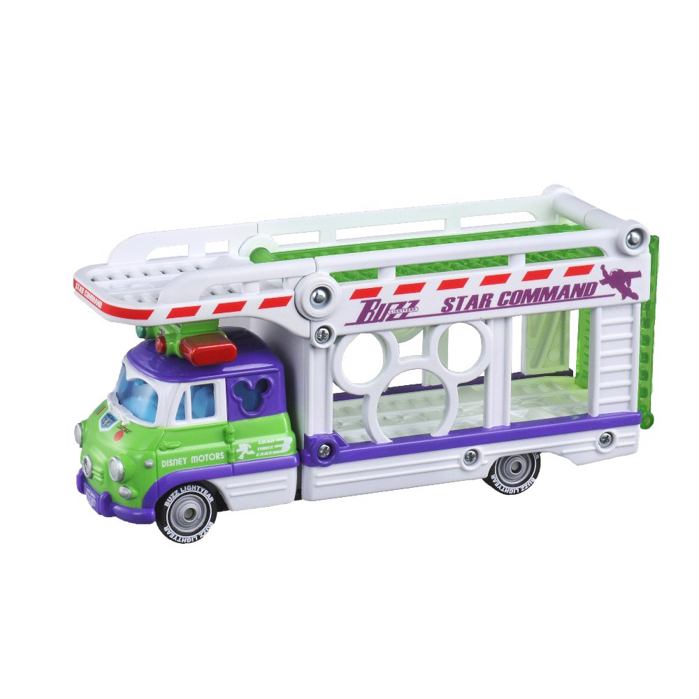 DM Pals Transporter Buzz Lightyear