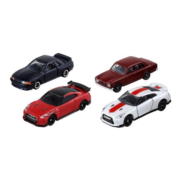 Tomica Gift Set Sport Car