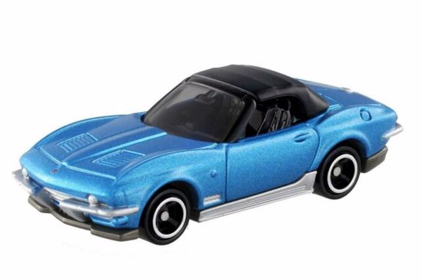 103-07 Mitsuoka Rock Star (Blue)