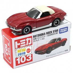 103-07 Mitsuoka Rock Star (Red)