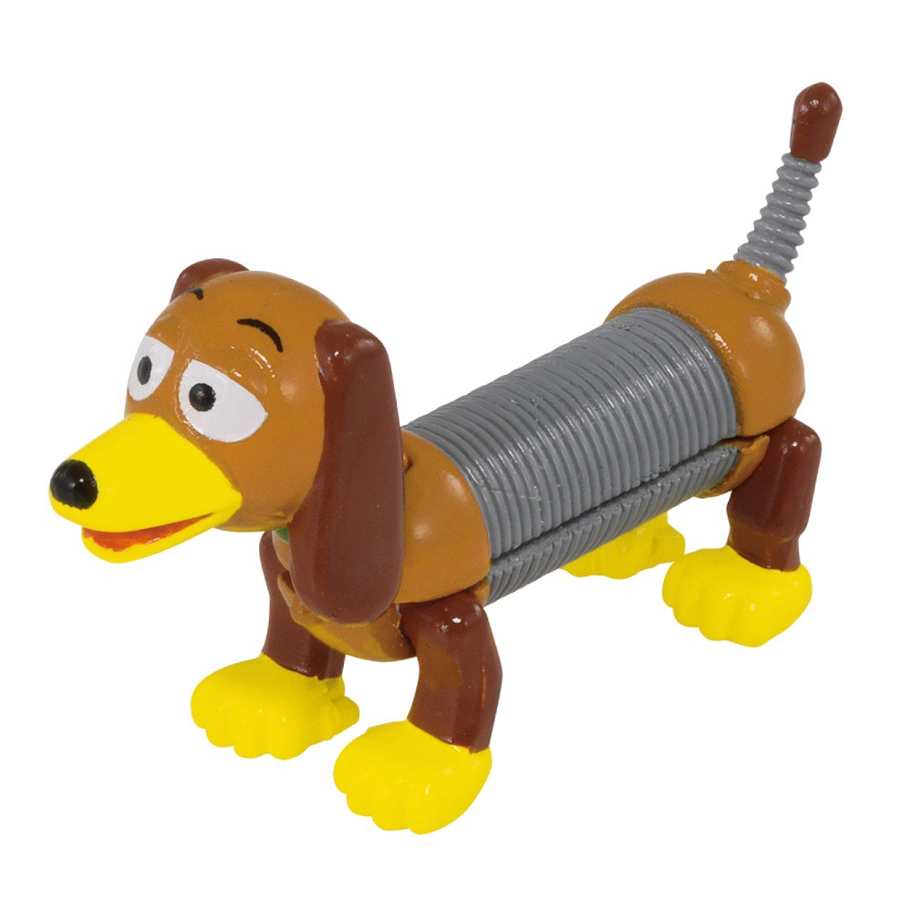 Dream Tomica Ride on Toy Story TS-08 Slinky Dog & Cardboard Toy Box