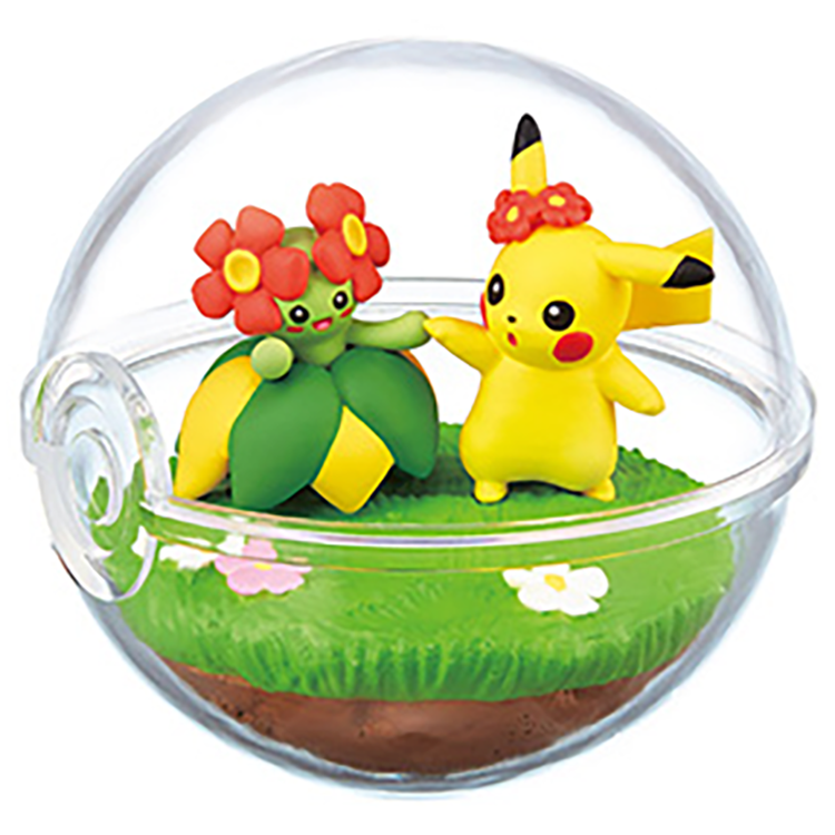Pokemon Re-ment Terrarium 6