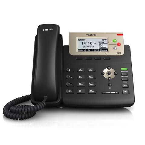SIP-T23G: Điện thoại IP Yealink SIP-T23G