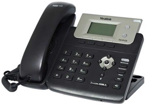 SIP-T21P E2: Điện thoại IP Yealink SIP-T21P E2