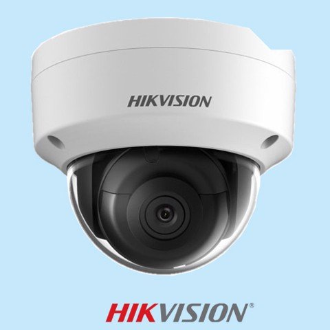 DS-2CD2125FHWD-I : Camera IP Dome hồng ngoại 2MP