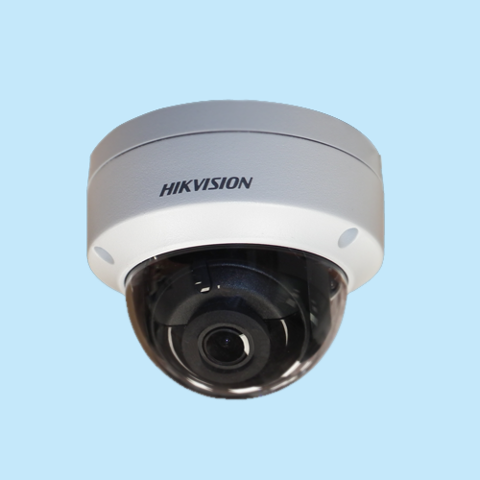 DS-2CD2125FWD-I: Camera IP Dome Hồng Ngoại 2MP