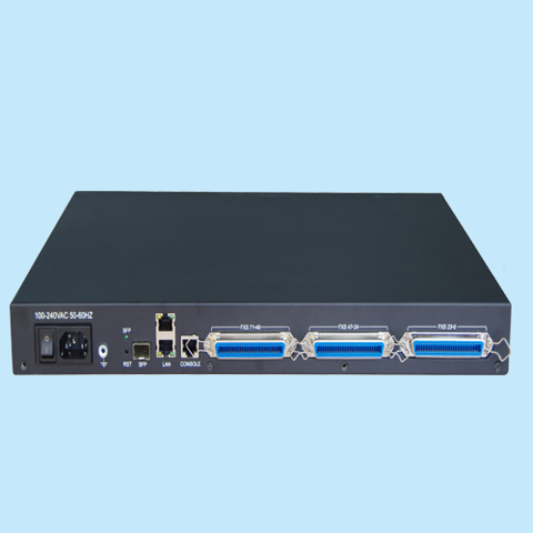 DAG2500-72S: Voice IP Analog Gateway