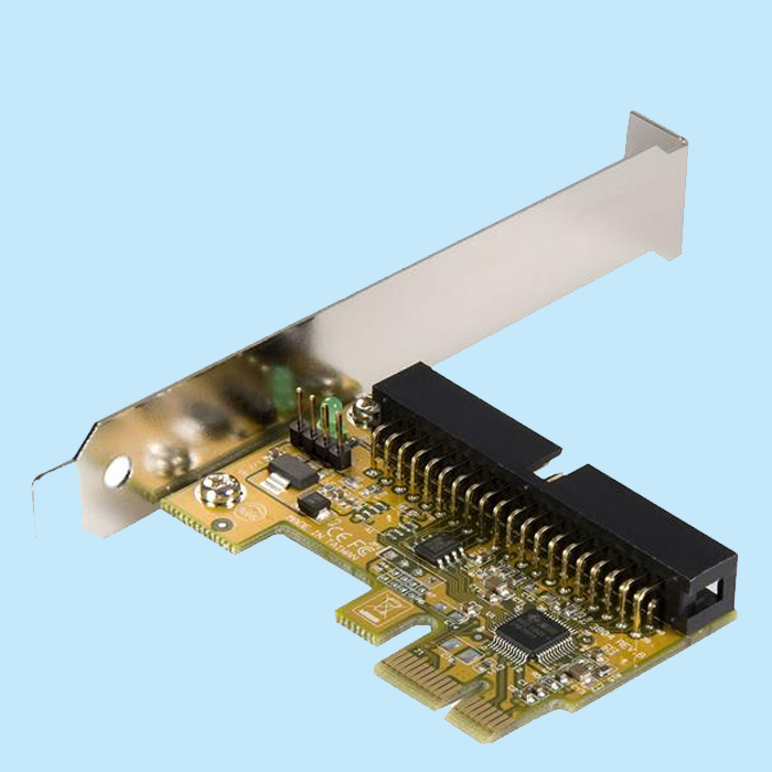 Card PCI to IDE