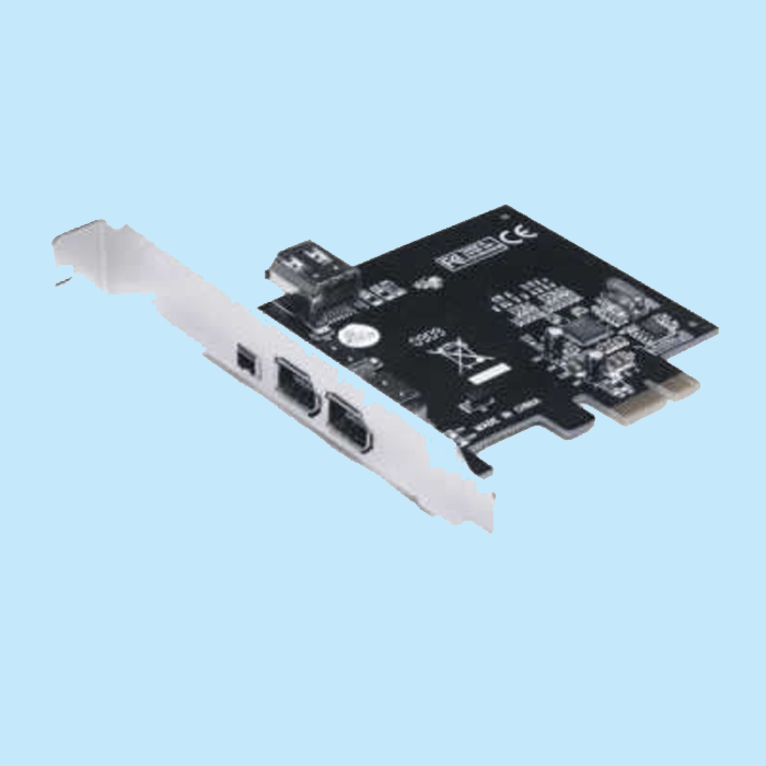 Card PCI - X1 to 1394