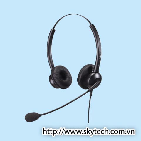 MRD-308DNC: Tai nghe Call center Mairdi MRD-308DNC