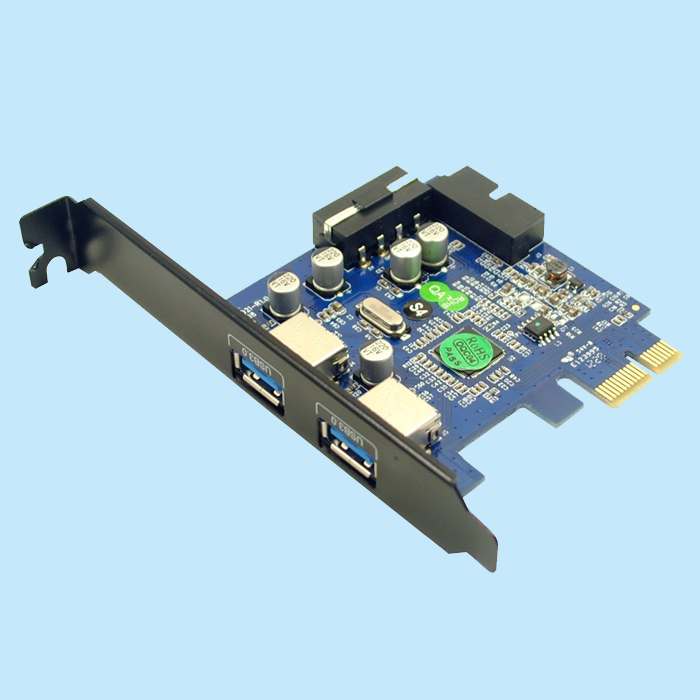 Card pci-usb