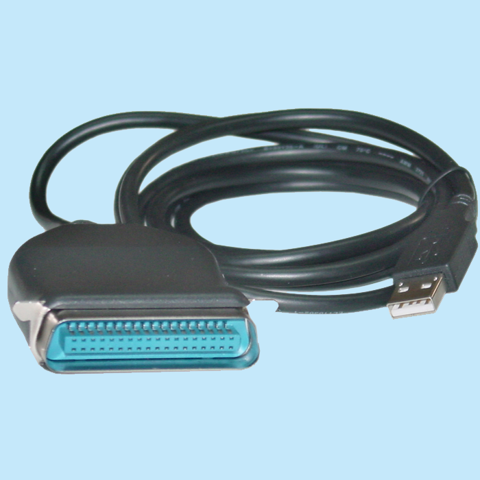 Cable USB to Parallel 1284
