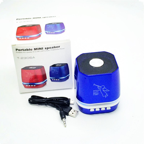 Loa Bluetooth Mini Speaker T-2306A