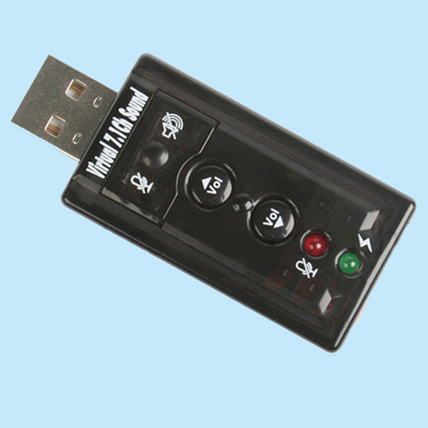 Card Sound USB 7.1