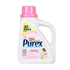 Nước Giặt Purex Ultra Concentrate Baby 1470ml