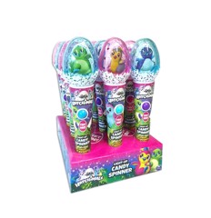 Kẹo Đồ Chơi Hatchimals Light Up Candy Spin