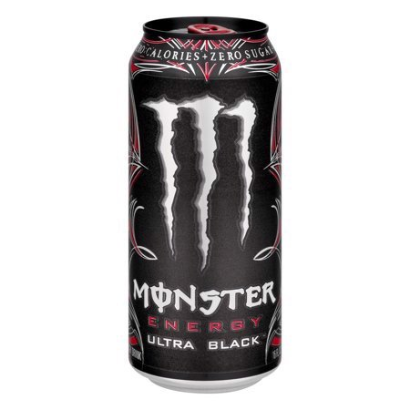 Nước tăng lực Monster Fruit Ultra Black 473ml