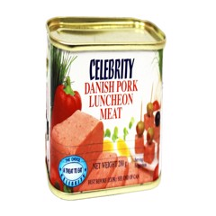 Patê Thịt Heo Luncheon Meat 200G - Celebrity